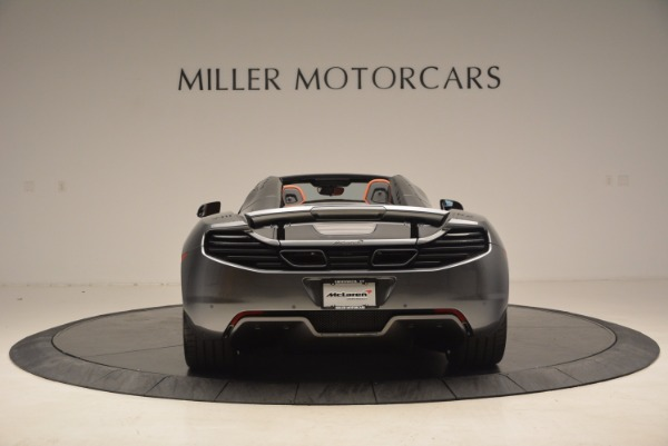 Used 2014 McLaren MP4-12C SPIDER Convertible for sale Sold at Maserati of Greenwich in Greenwich CT 06830 6
