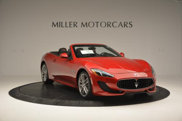 New 2017 Maserati GranTurismo Cab Sport for sale Sold at Maserati of Greenwich in Greenwich CT 06830 11