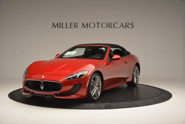 New 2017 Maserati GranTurismo Cab Sport for sale Sold at Maserati of Greenwich in Greenwich CT 06830 13