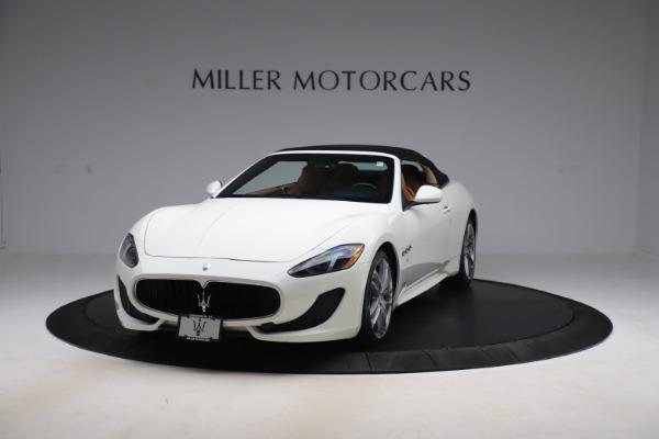 Used 2017 Maserati GranTurismo Convertible Sport for sale $84,900 at Maserati of Greenwich in Greenwich CT 06830 13