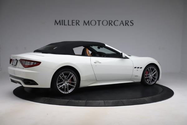 Used 2017 Maserati GranTurismo Convertible Sport for sale $84,900 at Maserati of Greenwich in Greenwich CT 06830 19