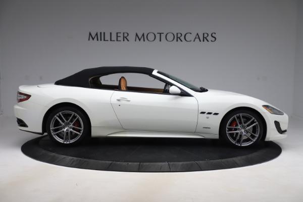 Used 2017 Maserati GranTurismo Convertible Sport for sale $84,900 at Maserati of Greenwich in Greenwich CT 06830 20
