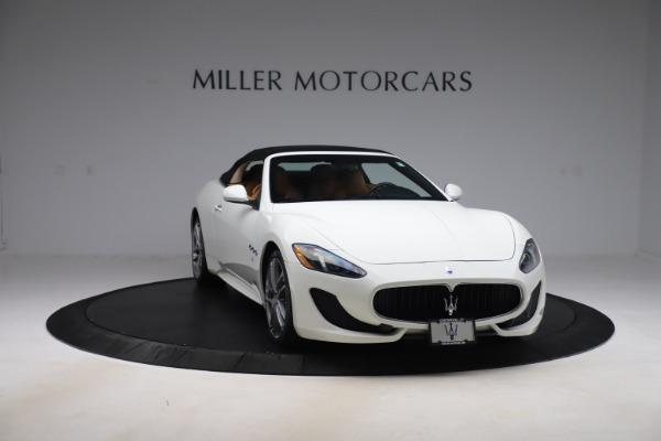 Used 2017 Maserati GranTurismo Convertible Sport for sale $84,900 at Maserati of Greenwich in Greenwich CT 06830 22