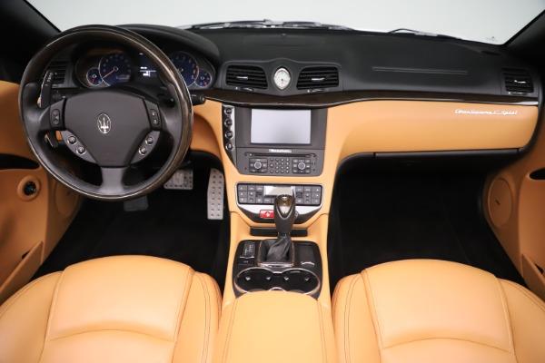 Used 2017 Maserati GranTurismo Convertible Sport for sale $84,900 at Maserati of Greenwich in Greenwich CT 06830 26