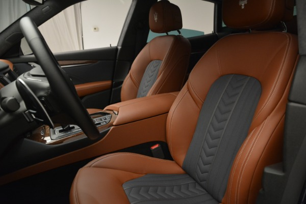 Used 2018 Maserati Levante Q4 GranLusso for sale Sold at Maserati of Greenwich in Greenwich CT 06830 14