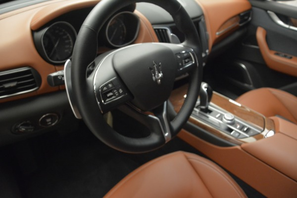 Used 2018 Maserati Levante Q4 GranLusso for sale Sold at Maserati of Greenwich in Greenwich CT 06830 15