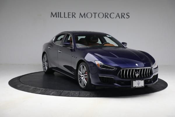 Used 2018 Maserati Ghibli S Q4 GranLusso for sale $56,900 at Maserati of Greenwich in Greenwich CT 06830 10