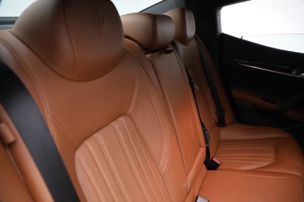 Used 2018 Maserati Ghibli S Q4 GranLusso for sale $56,900 at Maserati of Greenwich in Greenwich CT 06830 25