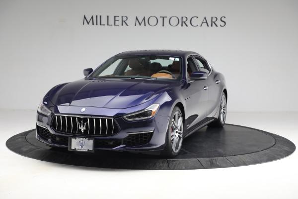 Used 2018 Maserati Ghibli S Q4 GranLusso for sale $56,900 at Maserati of Greenwich in Greenwich CT 06830 1