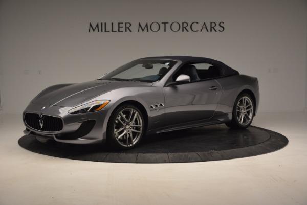New 2016 Maserati GranTurismo Convertible Sport for sale Sold at Maserati of Greenwich in Greenwich CT 06830 11