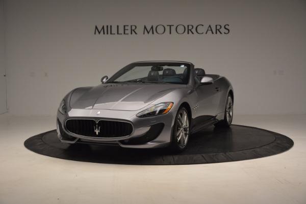 New 2016 Maserati GranTurismo Convertible Sport for sale Sold at Maserati of Greenwich in Greenwich CT 06830 2