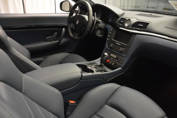 New 2016 Maserati GranTurismo Convertible Sport for sale Sold at Maserati of Greenwich in Greenwich CT 06830 27
