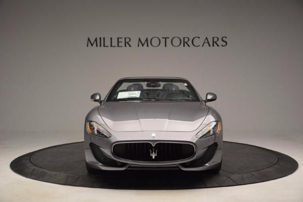 New 2016 Maserati GranTurismo Convertible Sport for sale Sold at Maserati of Greenwich in Greenwich CT 06830 9