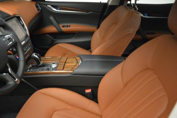 Used 2018 Maserati Ghibli S Q4 for sale $49,900 at Maserati of Greenwich in Greenwich CT 06830 14