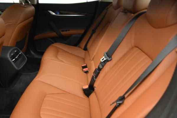 Used 2018 Maserati Ghibli S Q4 for sale $49,900 at Maserati of Greenwich in Greenwich CT 06830 17