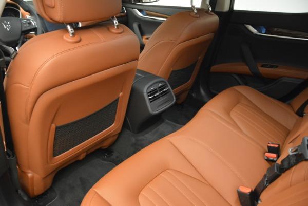 Used 2018 Maserati Ghibli S Q4 for sale $49,900 at Maserati of Greenwich in Greenwich CT 06830 18