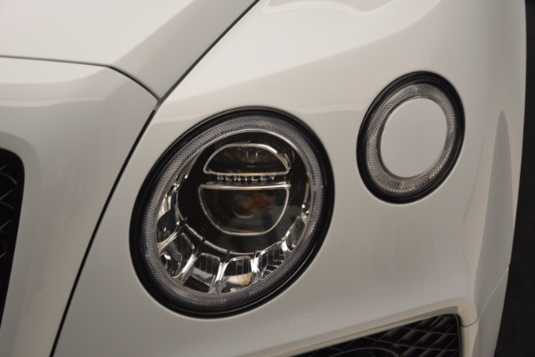 New 2018 Bentley Bentayga Black Edition for sale Sold at Maserati of Greenwich in Greenwich CT 06830 16