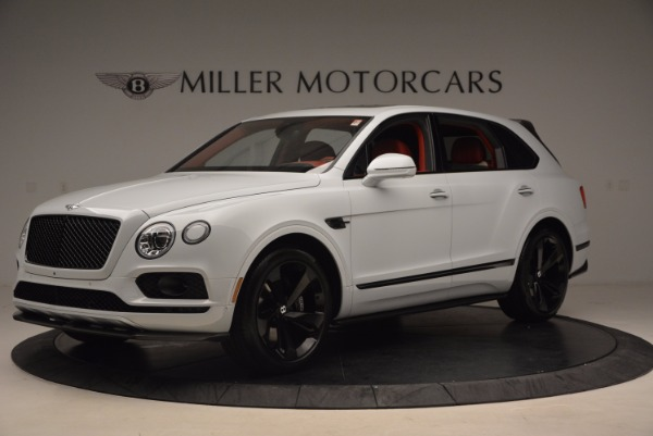 New 2018 Bentley Bentayga Black Edition for sale Sold at Maserati of Greenwich in Greenwich CT 06830 2