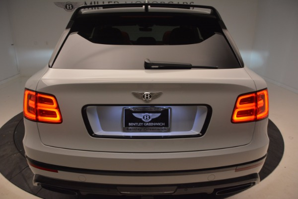 New 2018 Bentley Bentayga Black Edition for sale Sold at Maserati of Greenwich in Greenwich CT 06830 25