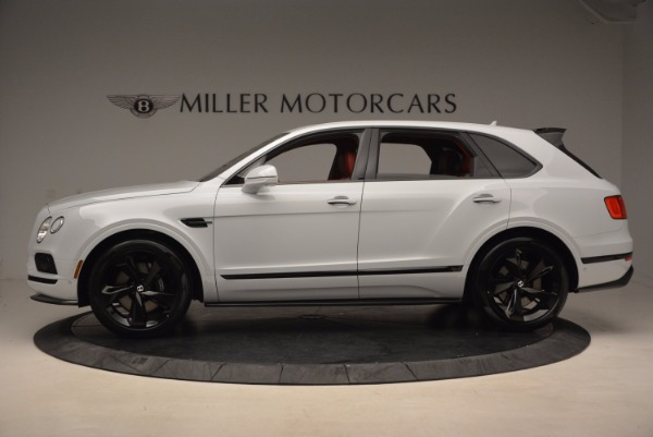 New 2018 Bentley Bentayga Black Edition for sale Sold at Maserati of Greenwich in Greenwich CT 06830 3
