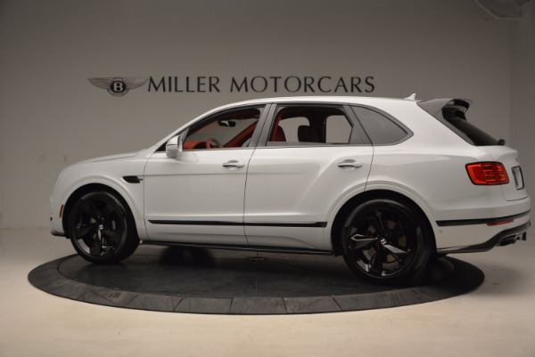 New 2018 Bentley Bentayga Black Edition for sale Sold at Maserati of Greenwich in Greenwich CT 06830 4