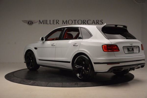 New 2018 Bentley Bentayga Black Edition for sale Sold at Maserati of Greenwich in Greenwich CT 06830 5