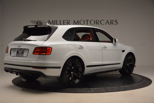 New 2018 Bentley Bentayga Black Edition for sale Sold at Maserati of Greenwich in Greenwich CT 06830 8