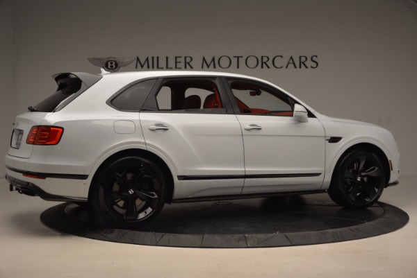 New 2018 Bentley Bentayga Black Edition for sale Sold at Maserati of Greenwich in Greenwich CT 06830 9