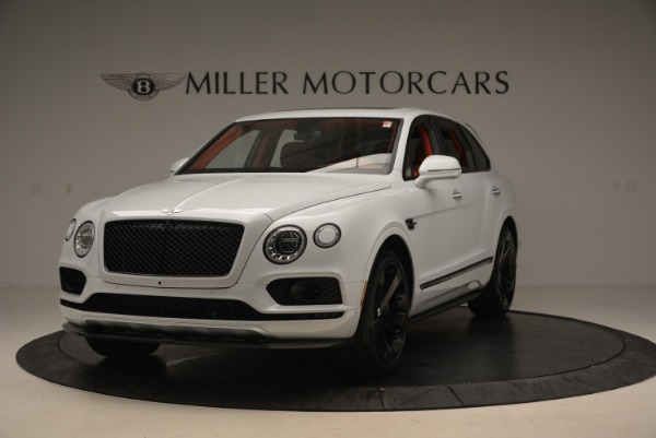 New 2018 Bentley Bentayga Black Edition for sale Sold at Maserati of Greenwich in Greenwich CT 06830 1