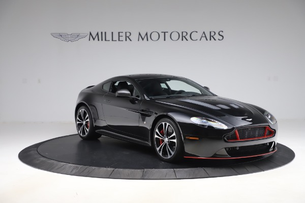 Used 2017 Aston Martin V12 Vantage S Coupe for sale $179,900 at Maserati of Greenwich in Greenwich CT 06830 10