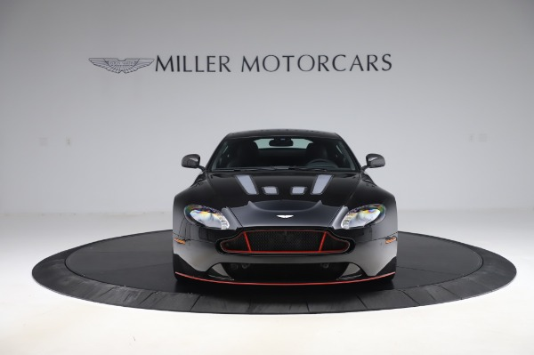 Used 2017 Aston Martin V12 Vantage S Coupe for sale $179,900 at Maserati of Greenwich in Greenwich CT 06830 11