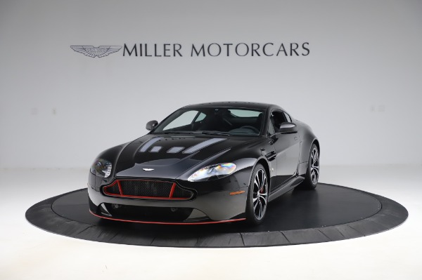 Used 2017 Aston Martin V12 Vantage S Coupe for sale $179,900 at Maserati of Greenwich in Greenwich CT 06830 12