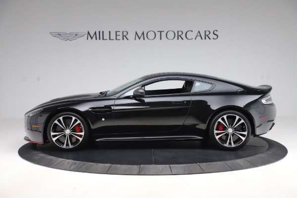 Used 2017 Aston Martin V12 Vantage S Coupe for sale $179,900 at Maserati of Greenwich in Greenwich CT 06830 2