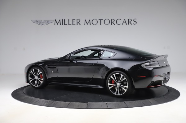 Used 2017 Aston Martin V12 Vantage S Coupe for sale $179,900 at Maserati of Greenwich in Greenwich CT 06830 3