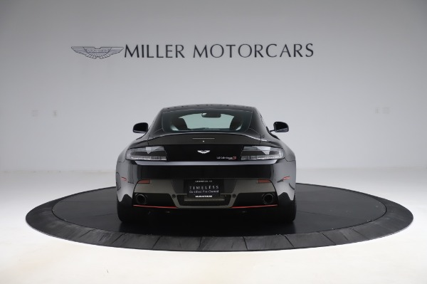 Used 2017 Aston Martin V12 Vantage S Coupe for sale $179,900 at Maserati of Greenwich in Greenwich CT 06830 5