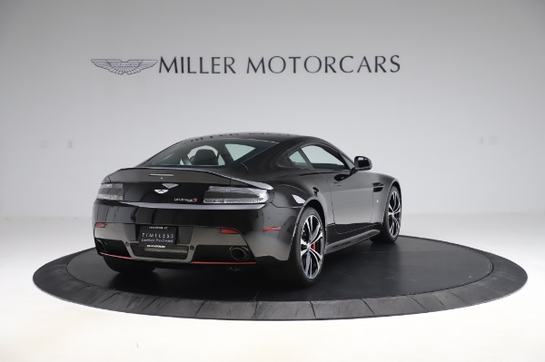 Used 2017 Aston Martin V12 Vantage S Coupe for sale $179,900 at Maserati of Greenwich in Greenwich CT 06830 6
