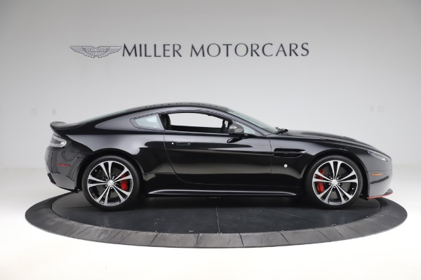 Used 2017 Aston Martin V12 Vantage S Coupe for sale $179,900 at Maserati of Greenwich in Greenwich CT 06830 8