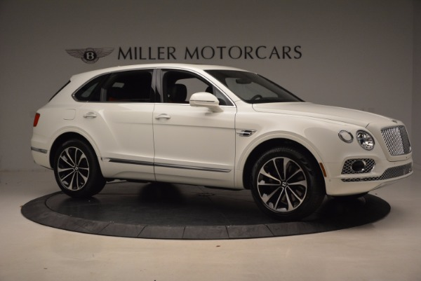 Used 2018 Bentley Bentayga Onyx for sale $159,900 at Maserati of Greenwich in Greenwich CT 06830 10