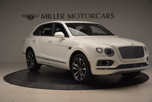 Used 2018 Bentley Bentayga Onyx for sale $159,900 at Maserati of Greenwich in Greenwich CT 06830 11