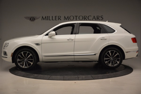 Used 2018 Bentley Bentayga Onyx for sale $159,900 at Maserati of Greenwich in Greenwich CT 06830 3
