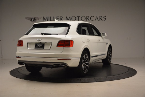 Used 2018 Bentley Bentayga Onyx for sale $159,900 at Maserati of Greenwich in Greenwich CT 06830 7