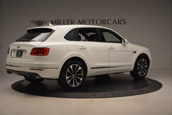 Used 2018 Bentley Bentayga Onyx for sale $159,900 at Maserati of Greenwich in Greenwich CT 06830 8