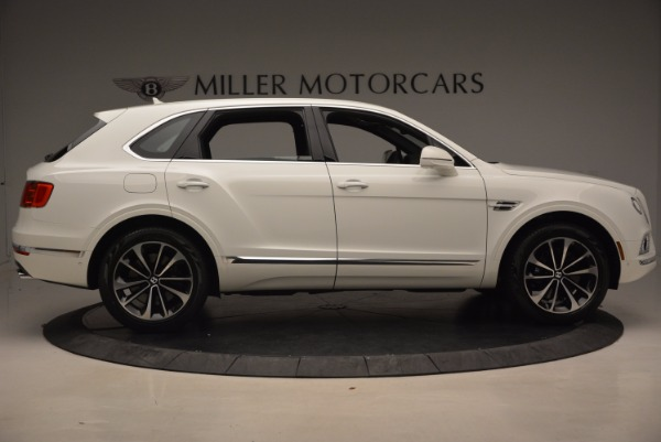 Used 2018 Bentley Bentayga Onyx for sale $159,900 at Maserati of Greenwich in Greenwich CT 06830 9