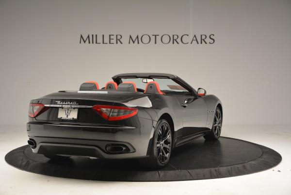 New 2016 Maserati GranTurismo Convertible Sport for sale Sold at Maserati of Greenwich in Greenwich CT 06830 13