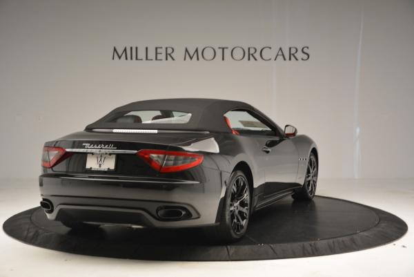 New 2016 Maserati GranTurismo Convertible Sport for sale Sold at Maserati of Greenwich in Greenwich CT 06830 14