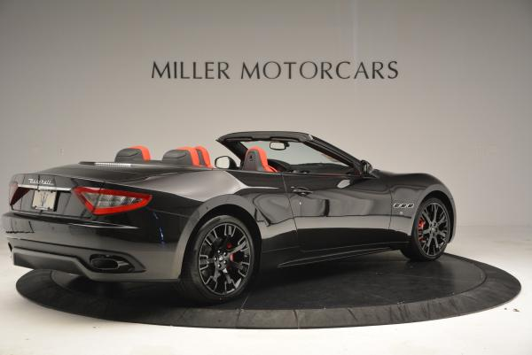 New 2016 Maserati GranTurismo Convertible Sport for sale Sold at Maserati of Greenwich in Greenwich CT 06830 15
