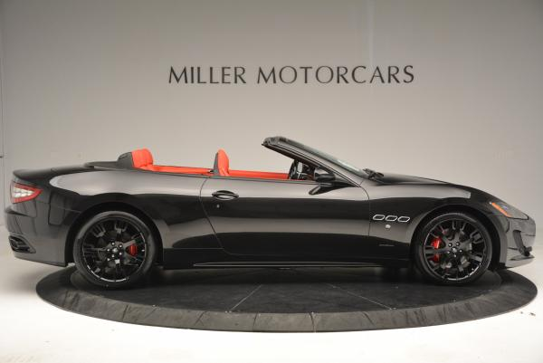 New 2016 Maserati GranTurismo Convertible Sport for sale Sold at Maserati of Greenwich in Greenwich CT 06830 17