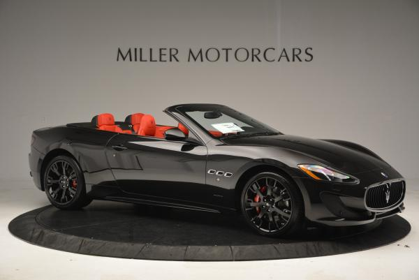 New 2016 Maserati GranTurismo Convertible Sport for sale Sold at Maserati of Greenwich in Greenwich CT 06830 19
