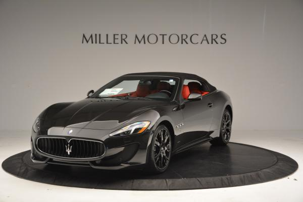 New 2016 Maserati GranTurismo Convertible Sport for sale Sold at Maserati of Greenwich in Greenwich CT 06830 2