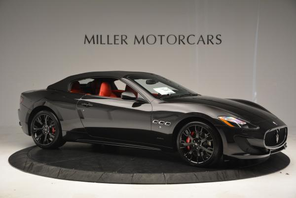New 2016 Maserati GranTurismo Convertible Sport for sale Sold at Maserati of Greenwich in Greenwich CT 06830 20